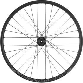 "DARTMOOR Shield Rear Wheel 26"" Singlespeed 135x10mm, zwart"